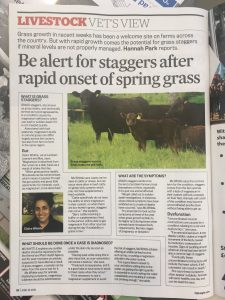 Grass Staggers Article June 2018