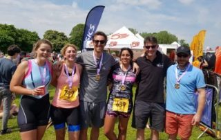 LLM Triathlon Team