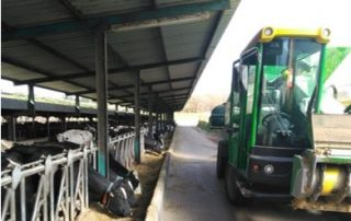 Galicia Dairy Region