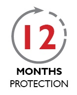 BVD Day 12 Months Protection