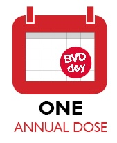 BVD Day - One Annual Dose